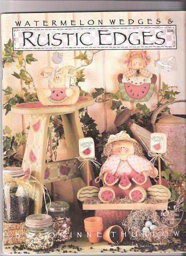Rustic Edges - EL TALLER DE CRIS CRIS - Álbumes web de Picasa