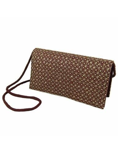 Pequeños bolsos para mujer tela viscosa patron para bordar a mano: Amazon.es: Zapatos y complementos