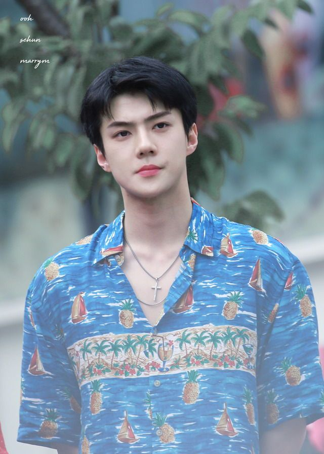 Sehun KoKoBop - Fansign in Sicheon