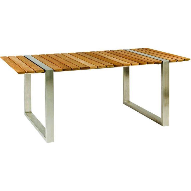 "Kingsley-Bate Boca 76"" Rectangular Dining Table"
