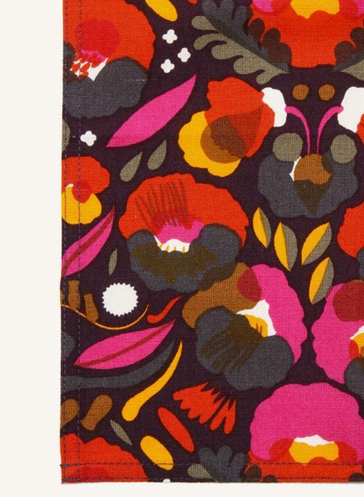 Pieni Hattarakukka餐巾|桌布|厨房与餐厅|首页| Marimekko的(Marimekko的)日本官方在线商店