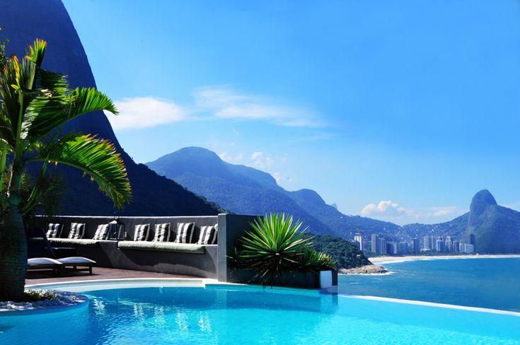 Hotel La Suite, no Rio, é sinônimo de casamento exclusivo, luxuoso e privativo