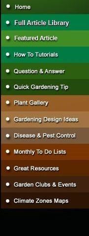 weekendgardener.net  | Start A Vegetable Garden-Great site for starting a garden when you're clueless