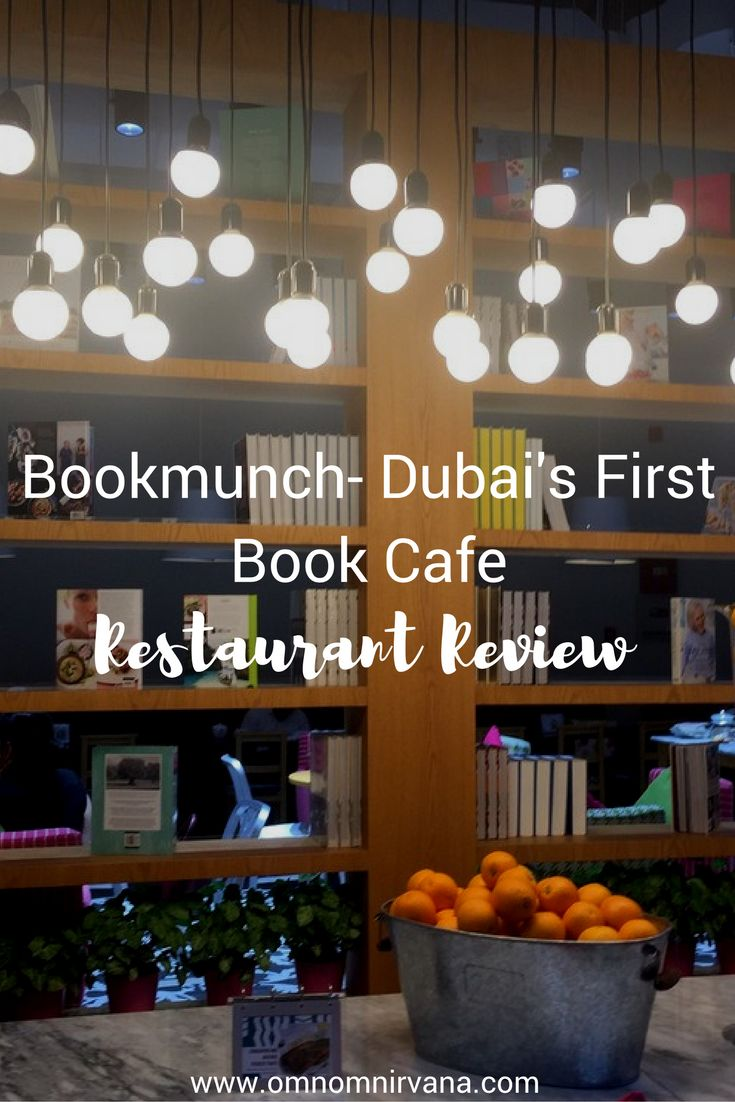 Bookmunch is Dubai's first book café. It offers breakfast, lunch, and dinner in a relaxing and adorable environment. Bookmunch is a soothing place to grab some delicious food and read a nice book. Find out what we recommend while you're there. Don't forget to save this Dubai restaurant review to your food board.