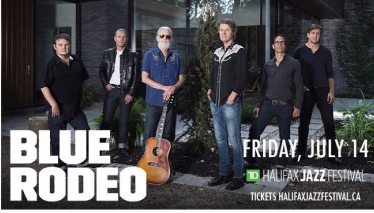 @HFXJazzFest just announced more stuff ... @BlueRodeo is getting in on the action.  Presenting World-Class Entertainment on the Waterfront at St. Matthews Church Late Night Stages plus a New Carleton Groove Stage and The Creative Music Workshop Series: In The Moment Curated by Jerry Granelli - July 12 to Sunday July 16.