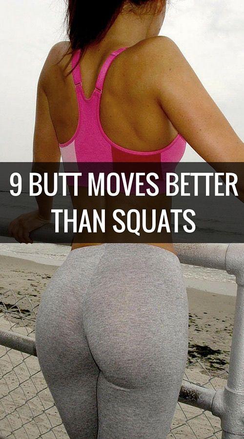 9 butt moves better than squats