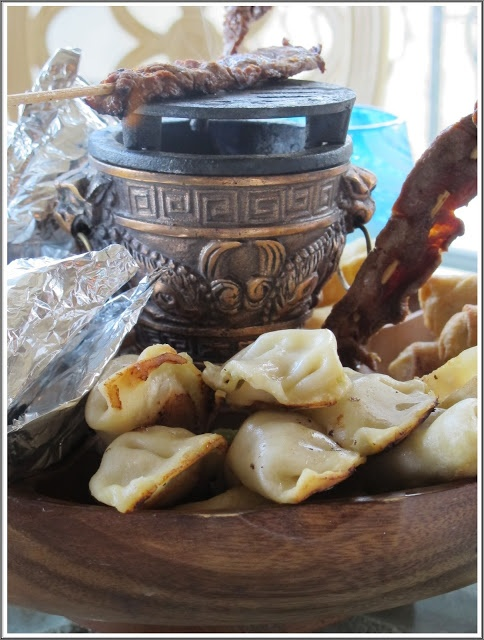 Purple Chocolat Home: Pu Pu Platter...variety of Chinese appetizers