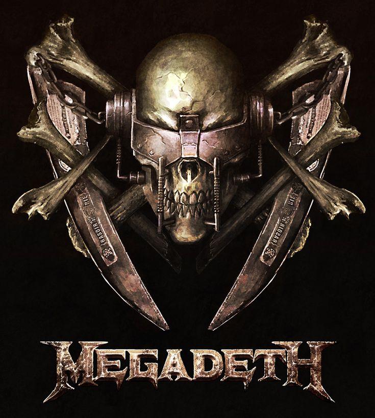 Megadeth's Mr. Vic Rattlhead