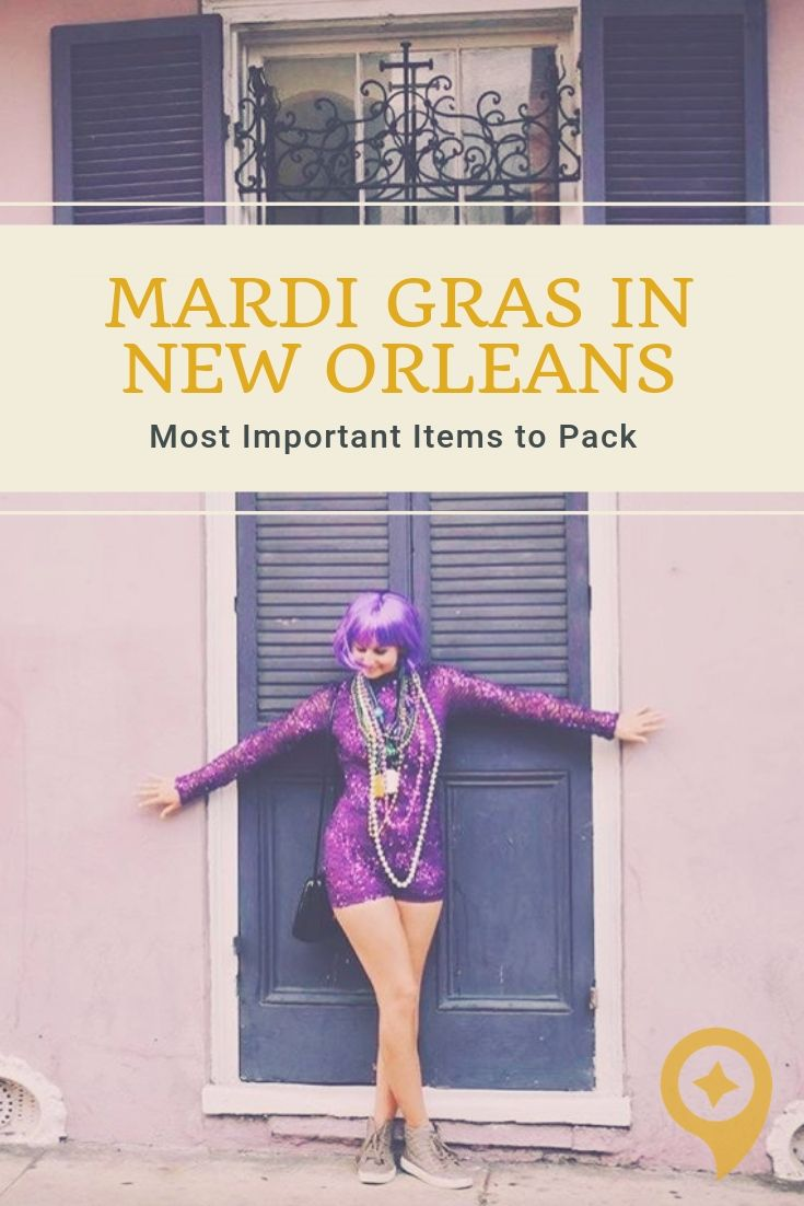 Mardi Gras in New Orleans: What to Pack