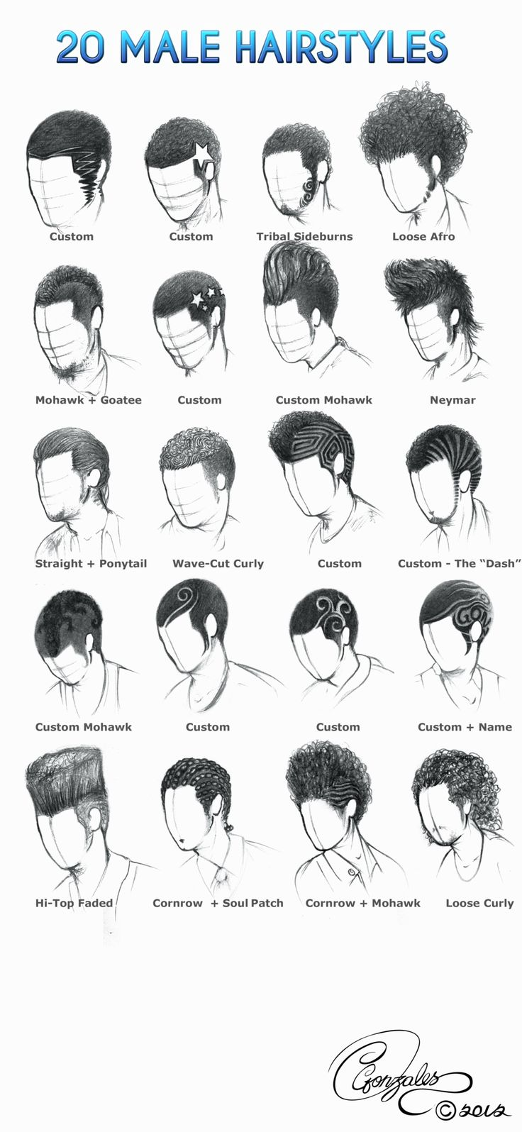 41 best Haircuts Male images on Pinterest | Drawing faces, Drawing ...