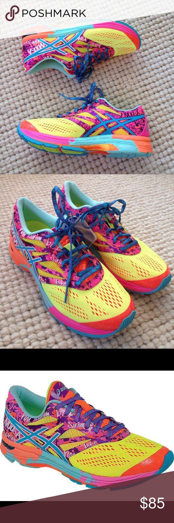 NWT! Asics Gel-Noosa Tri 10 Running Shoe 7.5 NWT! Asics Gel-Noosa Tri 10 Running Shoe. Size Women's 7.5. Asics Shoes Athletic Shoes