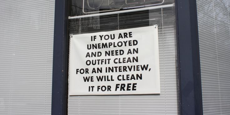 How a Dry Cleaning Business Helps the Unemployed Find Jobs
