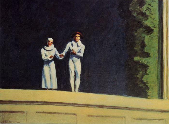 Populaire Les 144 meilleures images du tableau Edward Hopper sur Pinterest  UH64