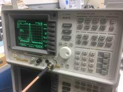 60971 - Agilent HP 8591E Spectrum Analyzer 9kHz-1.8GHz for sale at bmisurplus.com