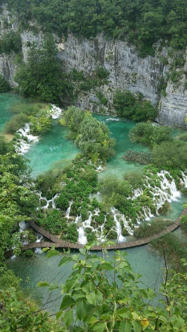 プリトヴィツェ湖群国立公園(Plitvička Jezera National Park)(リカ=セニ, クロアチア)|クロアチア再訪 プリトヴィツェ湖群国立公園(トモテラさん) - 03