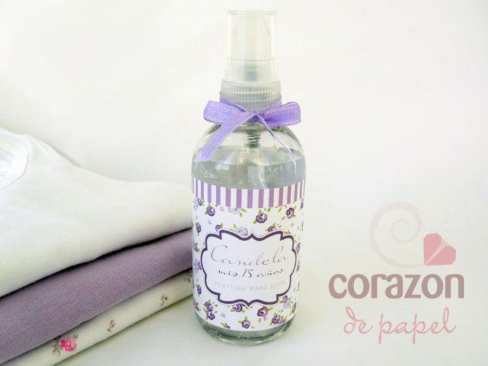 Perfumero pvc