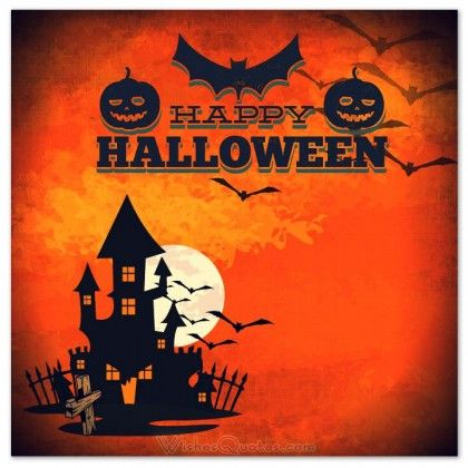 spooktacular halloween quotes and sayings for the halloween lovers - Halloween Card Quotes