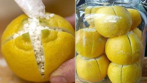 Fai 4 Tagli su un Limone e Mettici del Sale. Dalla Medicina Indiana un Rimedio Utilissimo per la Nostra Salute
