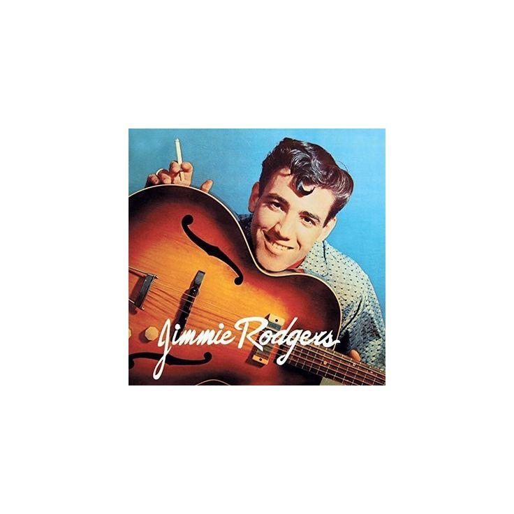 Jimmie Rodgers - Jimmie Rodgers (Hallmark) (CD)