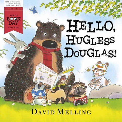Hello Hugless Douglas World Book Day 2014 on TheBookSeekers.