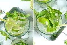 Летние напитки домашнего приготовления