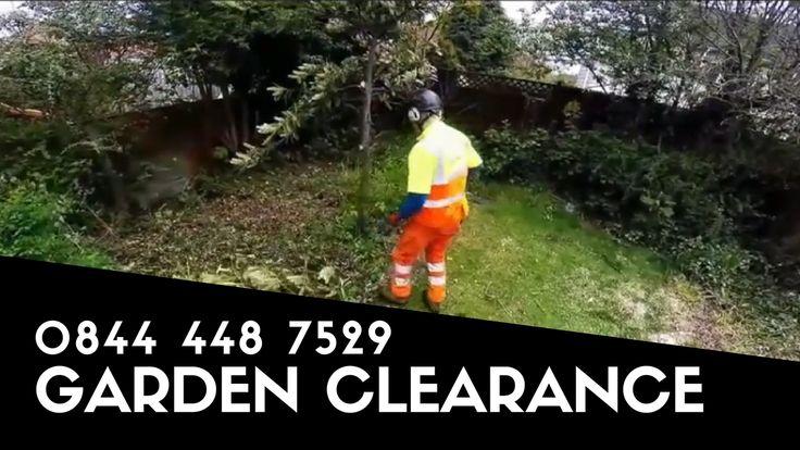 Garden Clearance South Croydon   0844 448 7529   Croydon Surrey