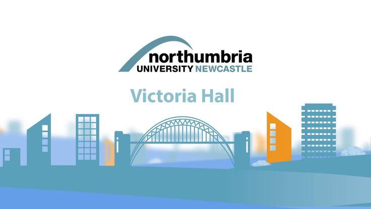 Northumbria University | Student Accommodation | Victoria Hall | #NUHalls