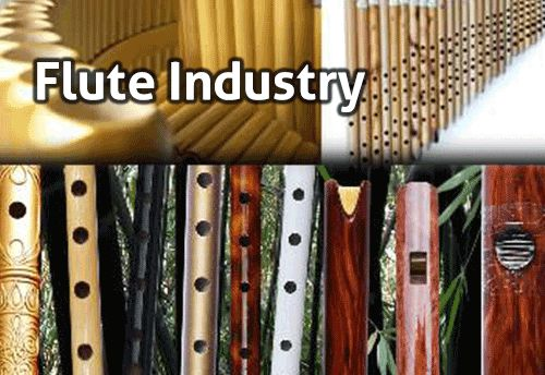 Government To Revive Pilibhit's Flute Industry