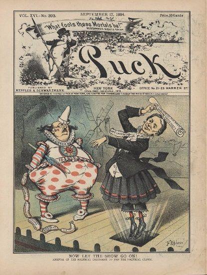Belva Lockwood for President, 1884: A Woman in a Man's World ...