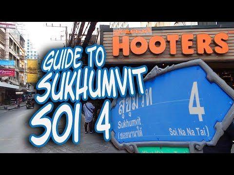 Sukhumvit Soi 4 guide - Bangkok streets - YouTube