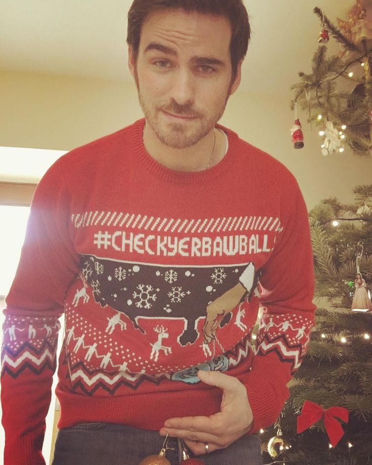 Colin )'Donoghue - I've checked mine! Have you checked yours? #checkyerbawballs @cahonasscotland