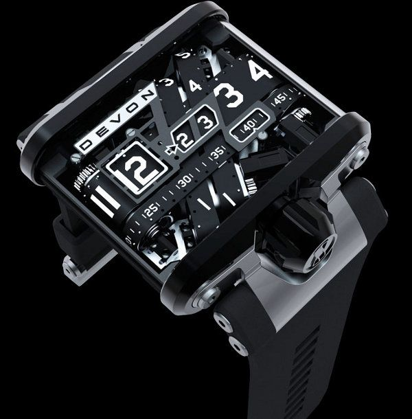 semi electric/automatic treadmill watch by Devon at a decent price of $15k.