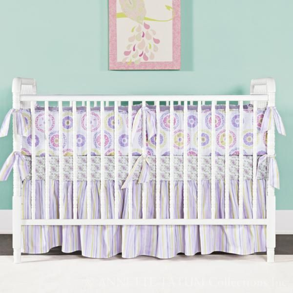 little-house-suzani-lavender-crib-set-2.jpg (600×600)