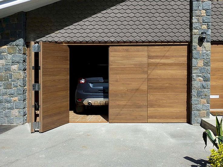 62+ Stunning Garage Doors Design Ideas