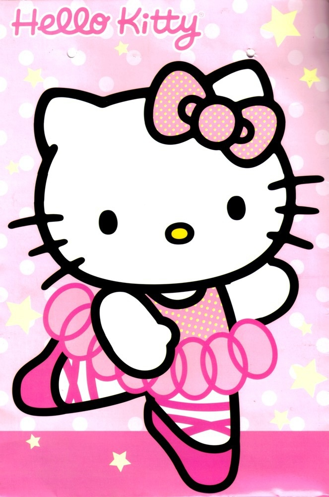 41 best images about hello kitty ballerina party on pinterest hello kitty parties candy bars - Ballerine hello kitty ...