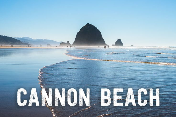 Road trip to Cannon Beach to see the famous Goonies rock   21 Awesome Things To Do When You Go To Oregon