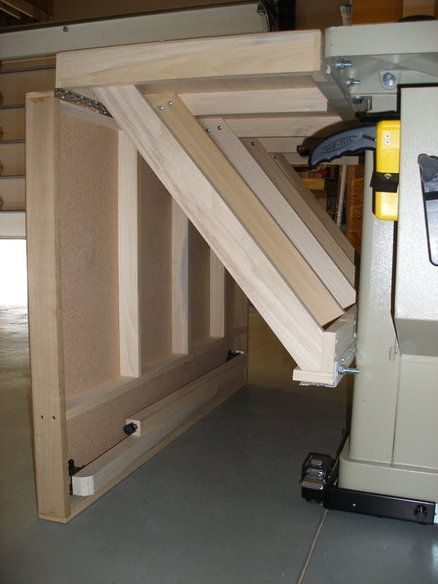 Table Saw Outfeed Table  table saw  Pinterest