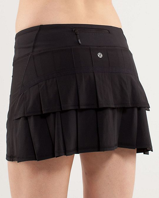 Lululemon: Pace Setter Skirt* Tall...love mine, best guy ever. Wear it all the time.