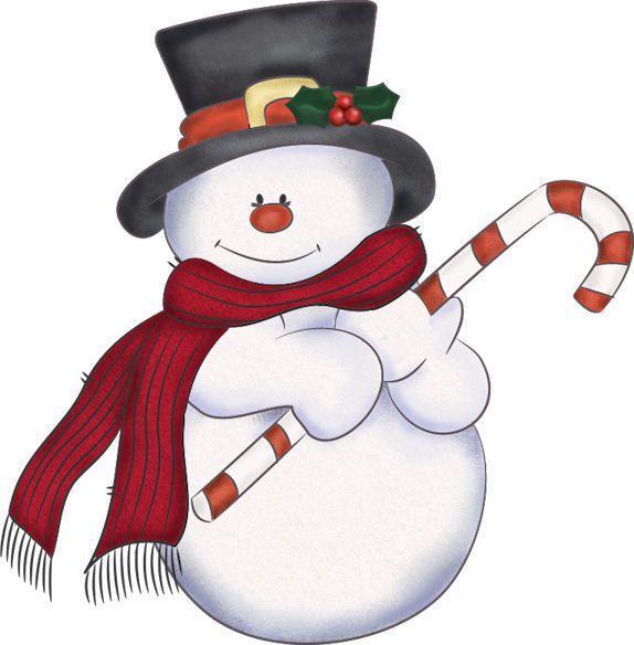 CHRISTMAS SNOWMAN CLIP ART   CLIP ART - SNOWMAN - CLIPART ...