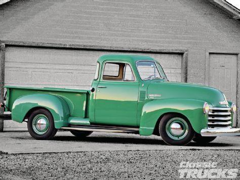 1951 Chevy 3100 - Classic Trucks Magazine