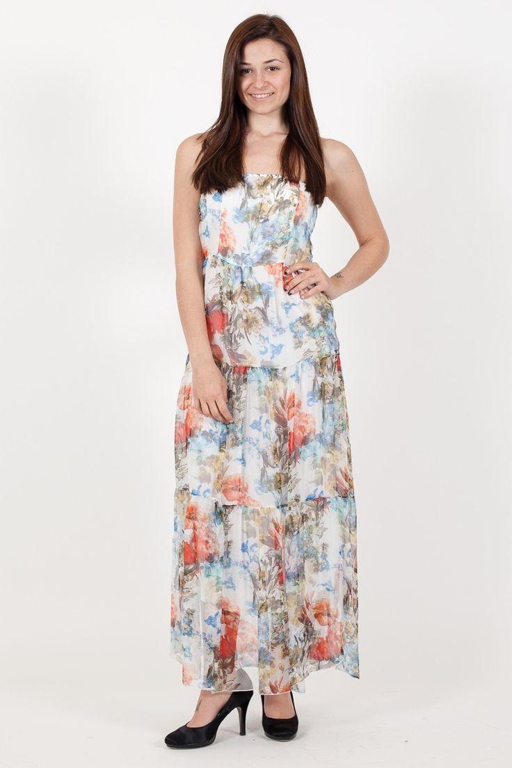 Abito Kaos. Collezione Kaos Donna. Abbigliamento donna. www.vitalina.it #outfitprimavera #outfitestate #lookestate #kaos #donna