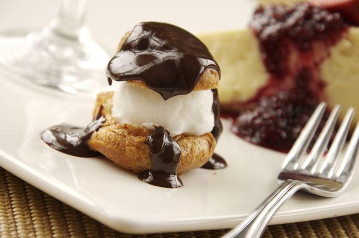 Greek Kok or Coke Cream Filled Pastry Recipe