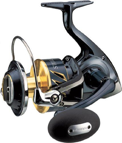 Shimano Stella SWB Saltwater Spinning Reels contains the power of X-Ship, which enhances power transmission through the gear. This results in increased cranking power with extremely smooth feel.