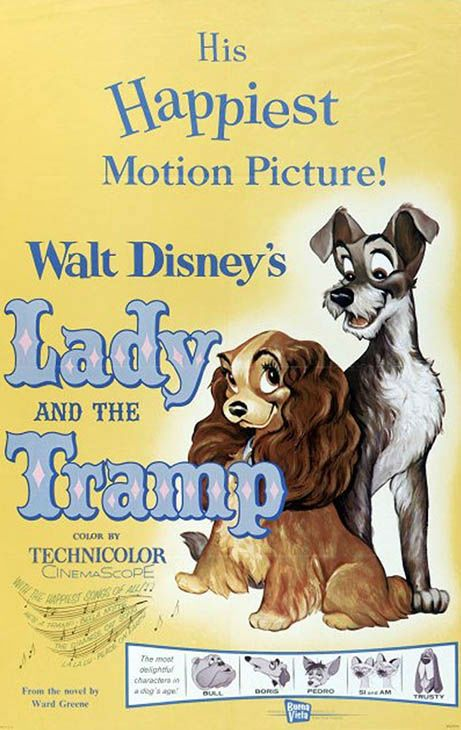 COOL PHOTOS: Try all 53 Walt Disney Animation film posters | abc7ny.com