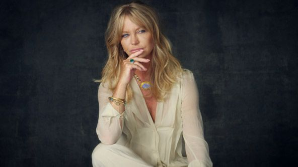 How Goldie Hawn Defines God