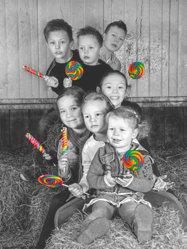 Lovely children!