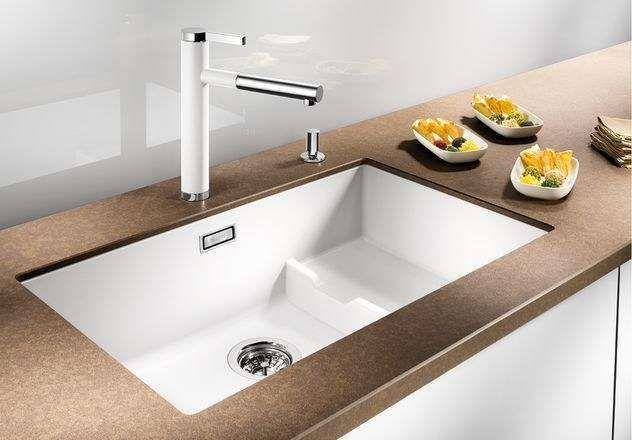 Oltre 25 fantastiche idee su lavelli cucina su pinterest - Lavandino incasso cucina ...