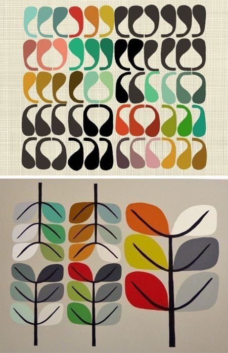 Retro Modern designs. I just love the style of Inaluxe. Buy your prints here.