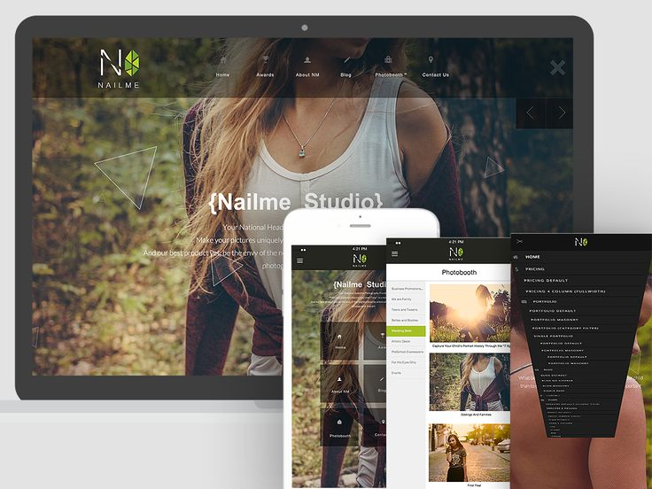 "Check out my @Behance project: ""Nailme - Full PJAX Multiple Layout WordPress Theme"" https://www.behance.net/gallery/37396801/Nailme-Full-PJAX-Multiple-Layout-WordPress-Theme"