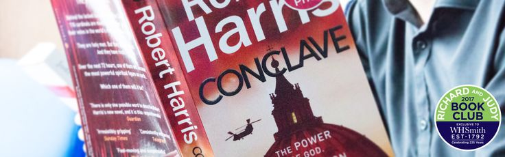 Read an Extract from Conclave by Robert Harris
